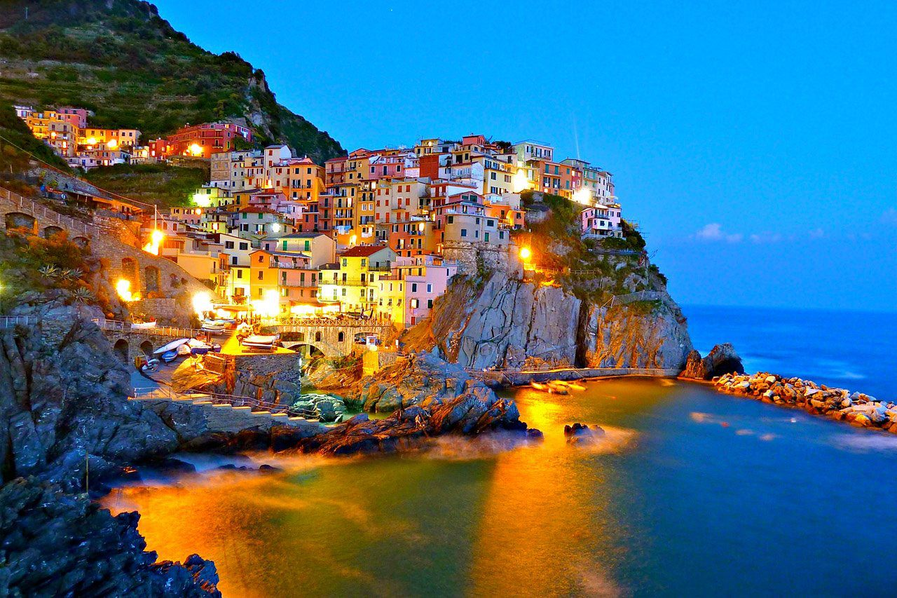 An Evening in Italy!