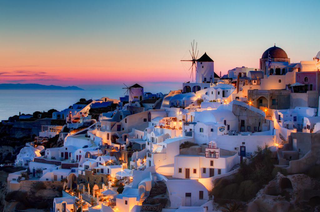 An Evening in Greece!